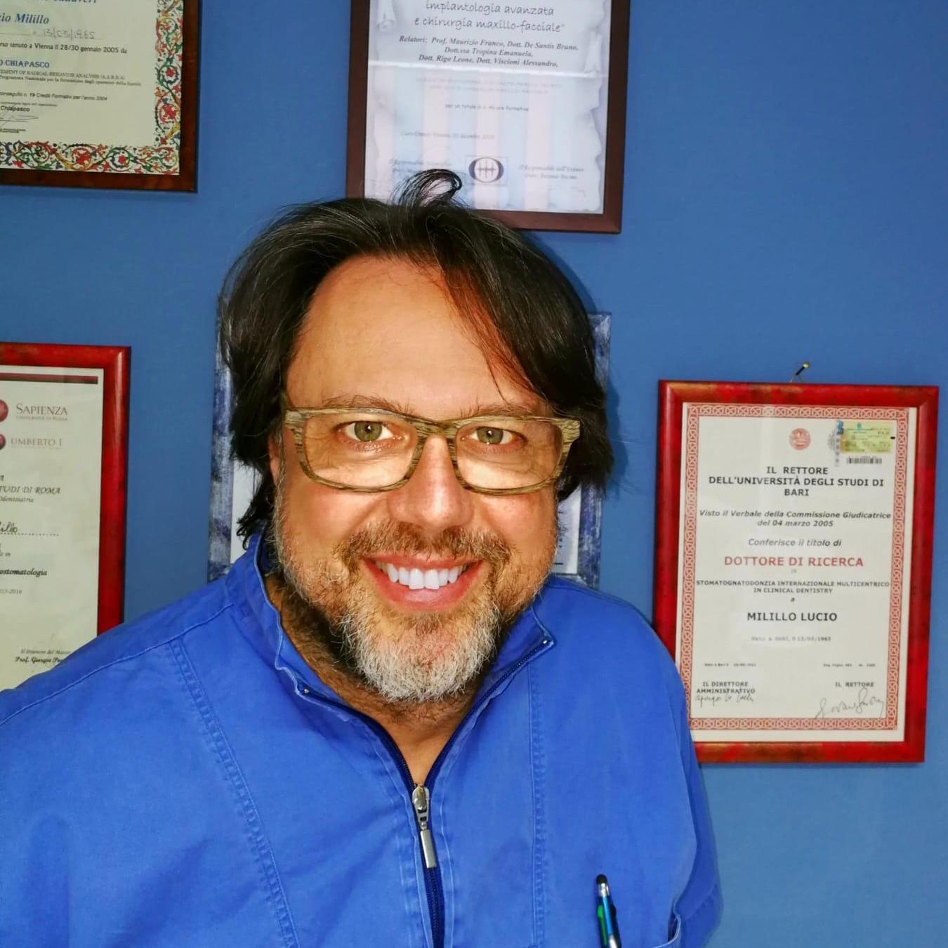 Dr. Lucio Milillo